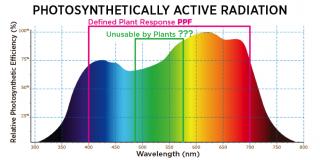 What is PAR? Graph